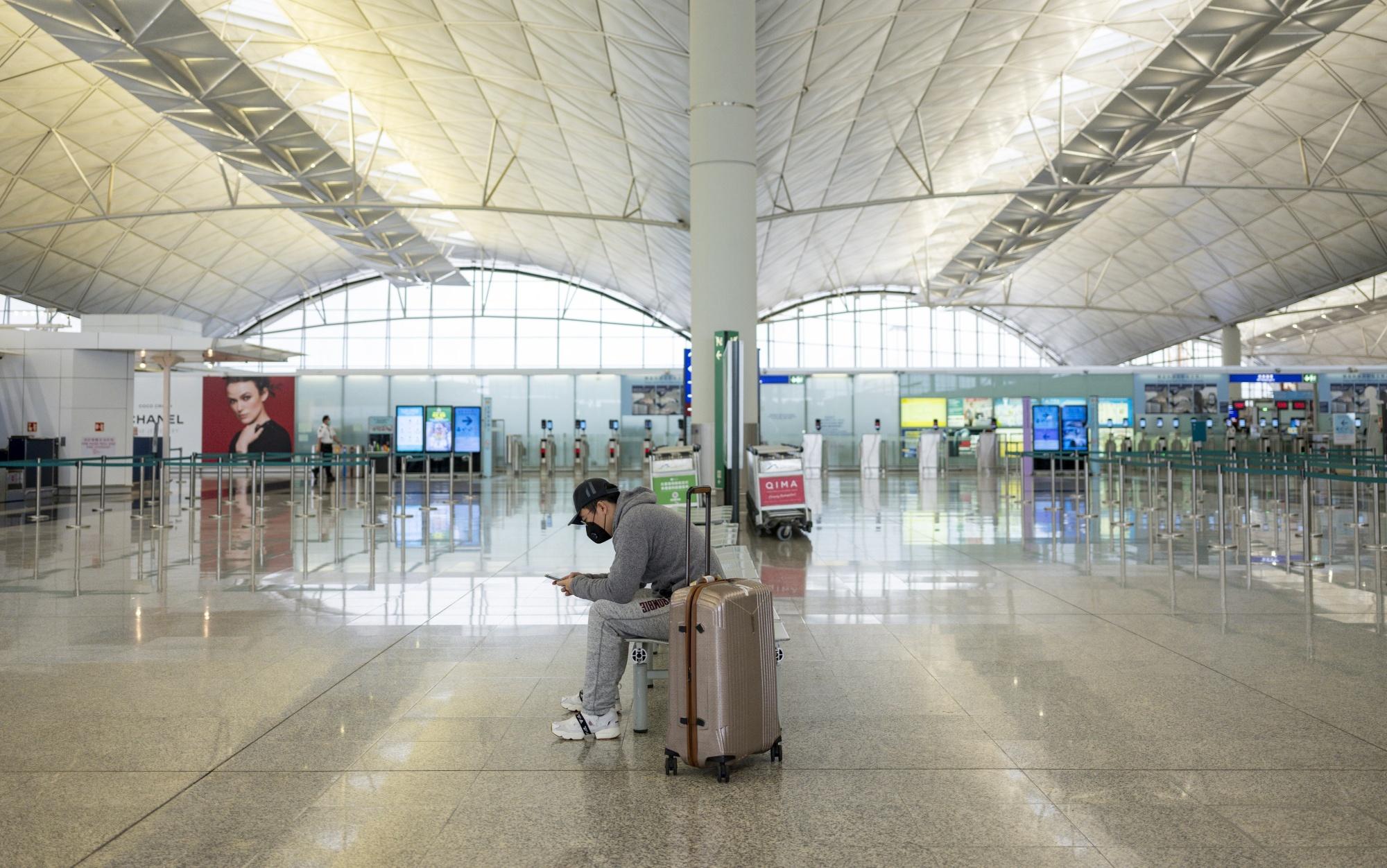 Thailand international Arrivals
